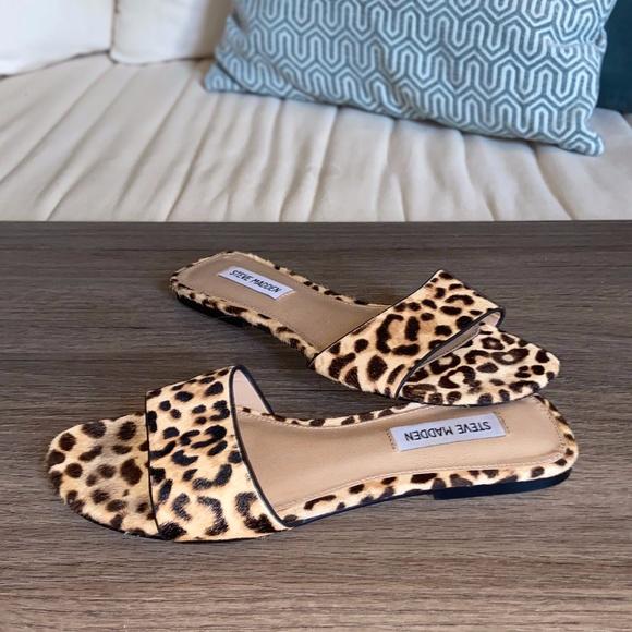 Steve Madden Shoes   Bev Slide Sandal